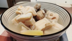 排骨莲藕汤怎么做好吃 排骨莲藕汤