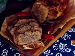 蕃茄蒜酱牛肉