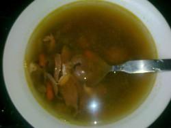 百合莲子猪心汤
