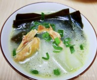 虾干海带冬瓜汤春季食材大比拼的做法