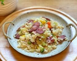 土豆腊味饭怎么做好吃 土豆腊味饭