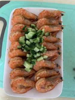 椒盐基围虾(没有椒盐的椒盐虾)的做法