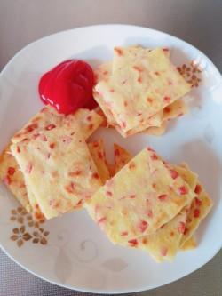 营养早餐---鲜奶玉米汁+玉米渣饼