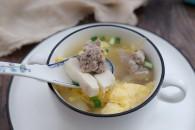 鸭蛋豆腐汤的做法