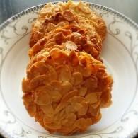 可爱心杏仁瓦片酥怎么做好吃 可爱心杏仁瓦片酥