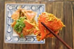东南亚料理——咖喱蟹