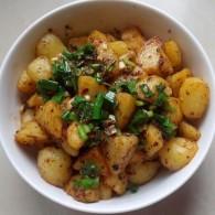 孜然土豆丝怎么做好吃 孜然土豆丝