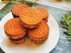 油炸南瓜饼
