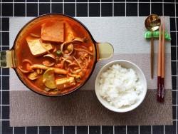 韩式大酱汤(无石锅家常版)
