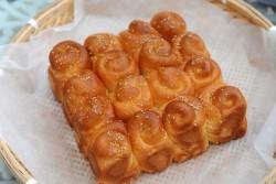 蜂蜜面包--韩国烤馒头