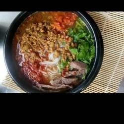 大酥牛肉米线