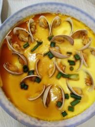 花蛤蒸蛋做法大全 花蛤蒸蛋的做法大全