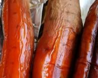 快速烤红薯怎么做好吃 快速烤红薯的做法