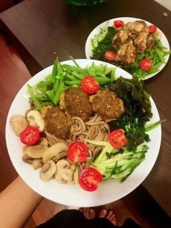 健康主食----西红柿鸡蛋蒸饺