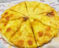 榴莲芝士披萨的做法