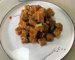 樱桃豆腐──鱼儿厨房私房菜