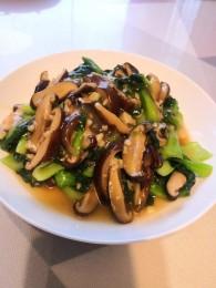 蚝油香菇油菜怎么做好吃 蚝油香菇油菜