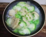 竹荪丝瓜汤的做法