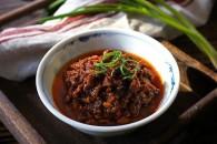 牛肉酱花卷的做法