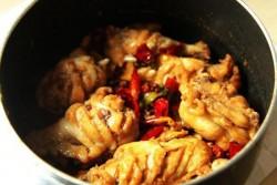 香辣干锅鸡翅