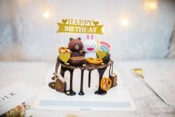 #御寒美食#魔法蛋糕