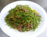 青椒牛肉丝—迷迭香的做法
