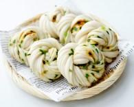 腐乳葱花卷饼