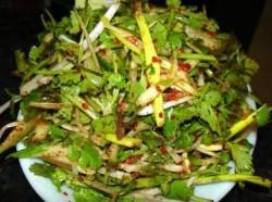 东北菜之老虎菜