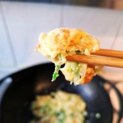 大葱炒鸡蛋营养是什么