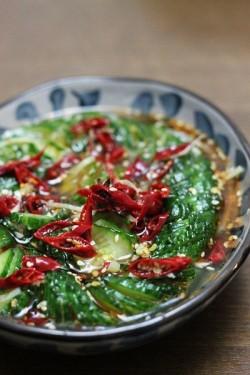 美食:蓑衣黄瓜
