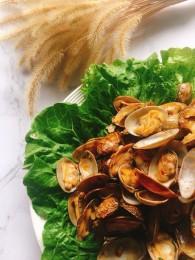 [干烧锅版]锡纸蒜香花蛤粉丝厨此之外,锦享美味的做法