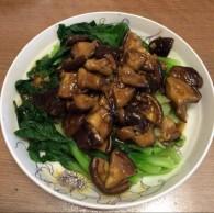 香菇青菜怎么做好吃 香菇青菜的做法大全