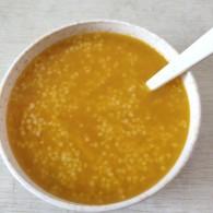 小米南瓜粥儿童辅食的做法