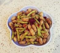 清凉一夏——五香花生毛豆的做法