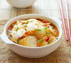 鱼香白菜的做法_美食方法