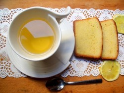 红茶柠檬蛋糕
