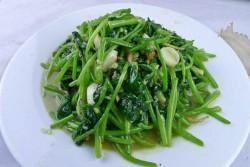 家常菜—蒜蓉菠菜