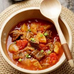 【四川】番茄土豆炖牛腩