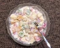 黄桃酸奶水果沙拉怎么做好吃 黄桃酸奶水果沙拉