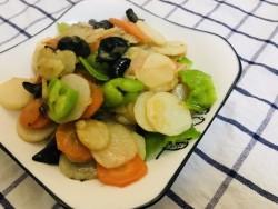 清炒山药:简单清脆的美味家常菜