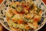 2020日式土豆沙拉怎么做好吃 日式土豆沙拉的做法,步骤
