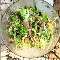 酸奶蔬菜沙拉怎么做好吃 酸奶蔬菜沙拉