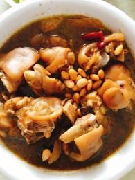 黄豆炖猪蹄怎么做好吃 黄豆炖猪蹄的做法,步骤