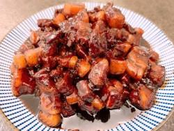 【创意新派菜】樱桃肉酥