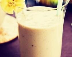 #夏日饮品#香蕉奶昔