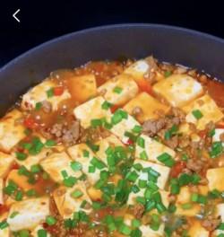 肉末豆腐的做法_美食方法