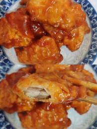 锅包肉的做法_美食方法