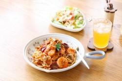 西红柿肉酱意大利面(1)
