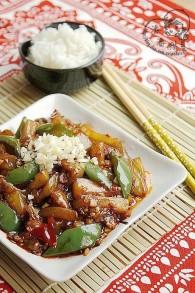 经典川菜――鱼香茄子