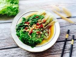 蚝油生菜(2)